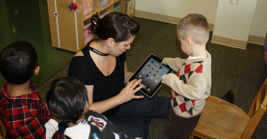 Technology And The Early Childhood Classroom  Early Childhood Technology